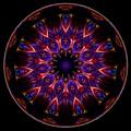 Mandala - Talisman 1449 by Marek Lutek
