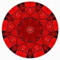 Mandala - Talisman 1541 by Marek Lutek
