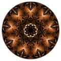 Mandala - Talisman 3703 by Marek Lutek