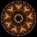 Mandala - Talisman 3704 by Marek Lutek