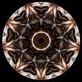 Mandala - Talisman 3706 by Marek Lutek