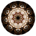 Mandala - Talisman 3707 by Marek Lutek