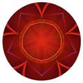 Mandala - Talisman 4006 by Marek Lutek