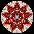 Mandala - Talisman 4009 by Marek Lutek