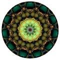Mandala - Talisman 853 For Those Born In 1957 by Marek Lutek