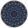 Mandala - Talisman 962 For Those Born In ..... by Marek Lutek