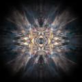 Mandala171115-3259 by Sandra Nesbit