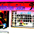 Mandela's Favorite Hair Salon  by Funkpix Photo Hunter