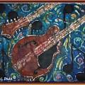 Mandolin - Bordered by Sue Duda