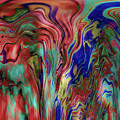 Mandolin Rain 2 by Elizabeth Tillar