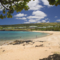 Manele Bay by Ron Dahlquist - Printscapes