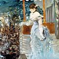 Manet: Cafe-concert, 1879 by Granger