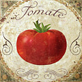 Mangia Tomato by Mindy Sommers