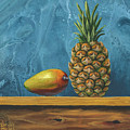 Mango And Pineapple by Darice Machel McGuire