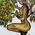 Mango Lady by Mark Schmiedeberg