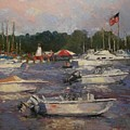 Manhasset Bay by Tom Forgione