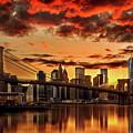 Manhattan Bbq by Az Jackson