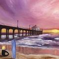 Manhattan Beach Pier by Jamie Frier