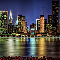 Manhattan Beauty by Theodore Jones