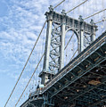 Manhattan Bridge 4 by John Hoey