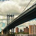 Manhattan Bridge by Alexander Mendoza