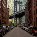 Manhattan Bridge by Franz Zarda