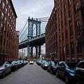 Manhattan Bridge by Jeremiah B