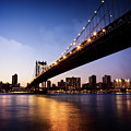 Manhattan Bridge by Scott Kemper