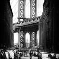 Manhattan Bridge View by Jessica Jenney