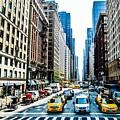 Manhattan by Cory Kistow