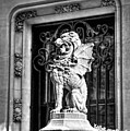Manhattan East Side Building Detail 01 by Val Black Russian Tourchin