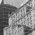Manhattan Facades IIi by Clarence Holmes