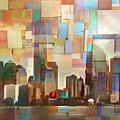 Manhattan Impression by Lutz Baar