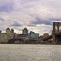 Manhattan Meets Brooklyn by Heather Applegate