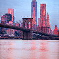 Manhattan -  New York City - Usa by Luciano Mortula