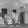 Manhattan New York by FL collection