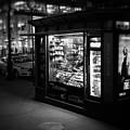 Manhattan Newsstand, 42nd Street by Ross Henton