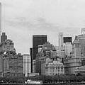 Manhattan Skyline 1997 by Charles Robinson