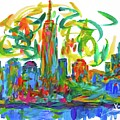 Manhattan Twirl by Kendall Kessler