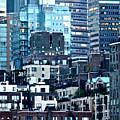Manhattan View by John Illingworth