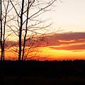 Manitoba Sunset by Joanne Smoley