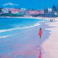 Manly Beach by Jan Matson
