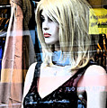 Mannequin Window 4 by Gary Everson