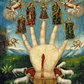 Mano Poderosa. The All-powerful Hand by Unknown