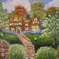 Manor Of Yore by Quwatha Valentine