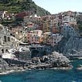 Manorola Italy by Tracy Lintz