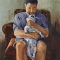 Man's Best Friend by Rosie Phillips