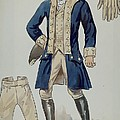 Man's Uniforms by Lillian Causey