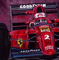 Mansell Ferrari 641 by Jose Mendez