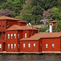 Mansions by Niyazi Ugur Genca